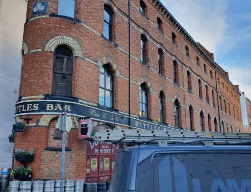 Iconic Belfast Building