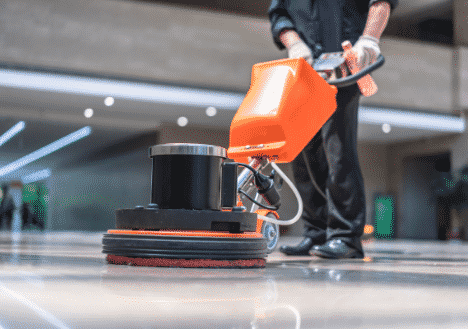 Industrial Cleaning Division Service
